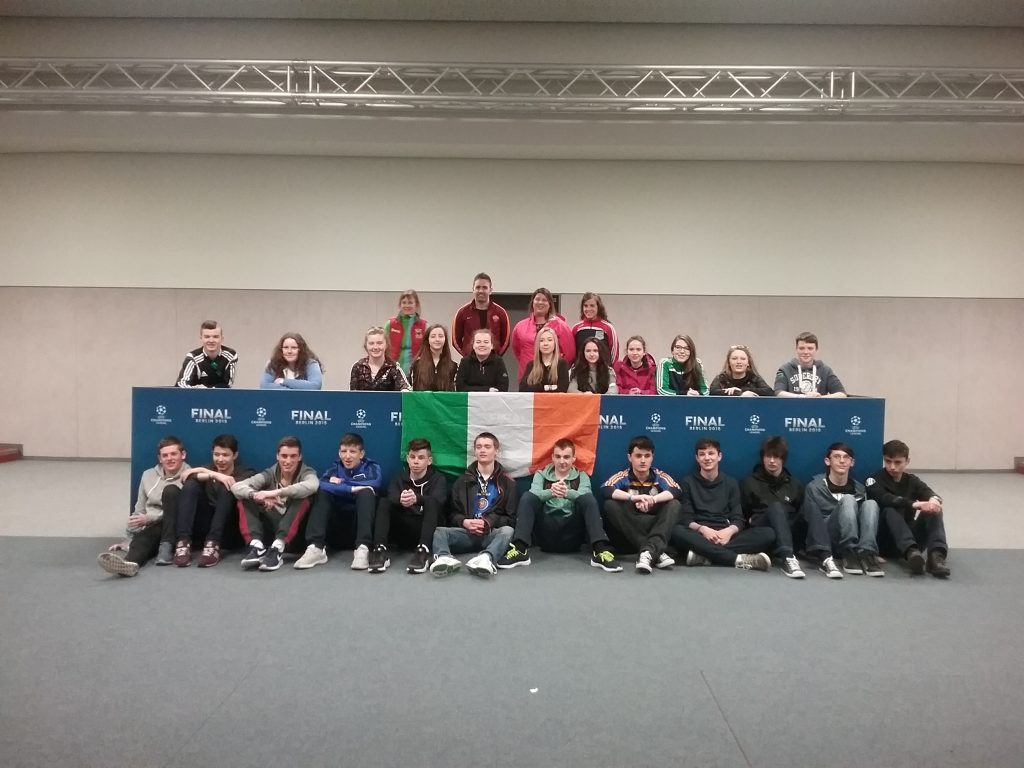 Catch up on all the events of last week on our Facebook page, Colaiste Pobail Acla Abroad. A fantastic week had by all. Well done to all involved!